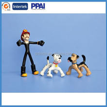 custom plastic bendable figure toys, ITCI audit factory figure toy manufactory