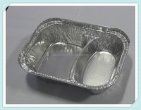 wholesale round Aluminium foil container with lid made in China