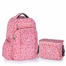 Multi-function insulated packets backpack waterproof diaper bags mummy baby bag