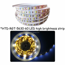 led flexible strip light with controller adjust lighting brightness and flashing way