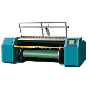 High speed equipment for preparation before weaving textile warping machine rayon filament direct warping machine