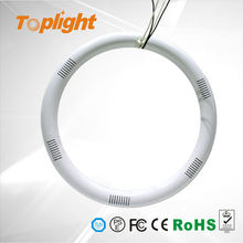 12Watt round led tube light with Warm white aquarium G10Q