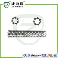 spinal titanium mesh cage spine internal fixation orthopedic trauma implant materials USS rod USS cross links China