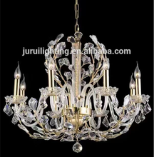 Luxury Chandelier K9 Crystal Ceiling Lamp Chandelier LED Light Crystal Chandelier Pendant Light