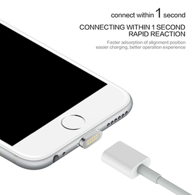 Wholesale Data Charging Cable micro magnetic usb cable 3.0 for For Apple iPhone