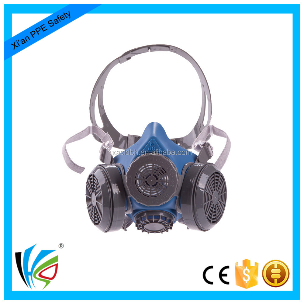 Spray Paint Safety Masks for Chemicals ST-M60G-1A