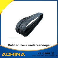 hot sale rubber track undercarriage loader SK200 210 SK210