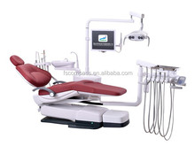 Right and left hand controlled dental integral dental unit,luxury dental chair