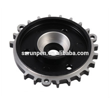 Best selling hot chinese products cnc machinery spare parts aluminium motor and motorcycle