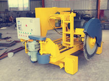 Y112M-2 Concrete Cutting Machine with diamond saw blade
