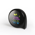 High quality lcd alarm clock with temperature sensor for home decor