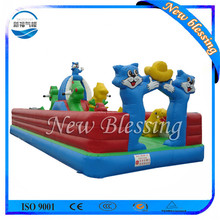 Inflatable playground bounce houses rentals funcity