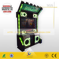 Dancer Coin Operated Simulator dancing Game Machine commercial game machine