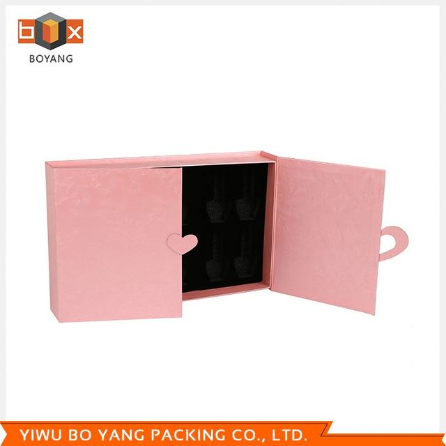 Factory supply custom design custom paper gift flower box packaging directly sale