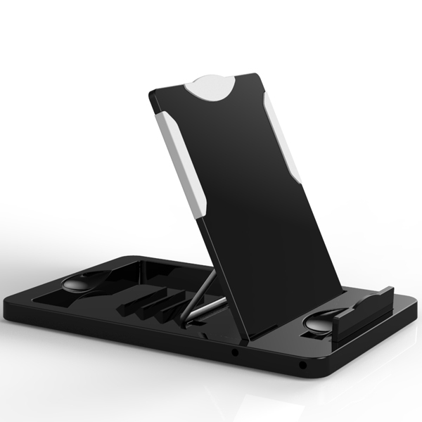 folding cell phone holder, phone stand, universal cell phone holder
