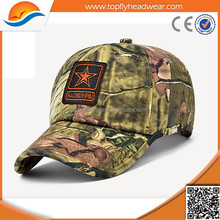Factory price custom camouflage baseball cap hats/fancy baseball caps/stylish baseball caps