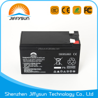 Professional high quality 12v 7ah lead acid battery for ups system