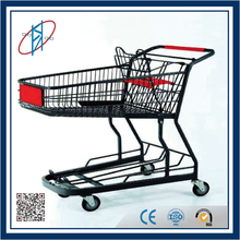 60 liters supermarket trolley