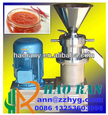 2013 best selling widely used stainless steel high quality fruit jam making machine