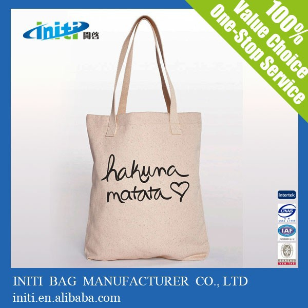 Quality cotton canvas bags | wholesale canvas book bags