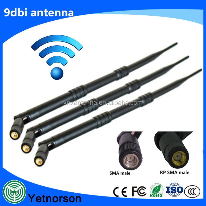 2.4ghz high gain 9dbi AP Wireless network wifi antenna