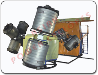 Sell Plastic Water Storage Tanks Making Machines