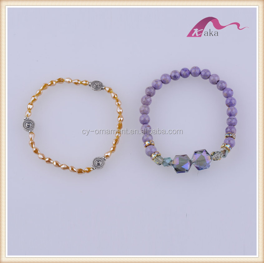 Cute Woman Bracelet OEM Shiny Bracelet Ornament