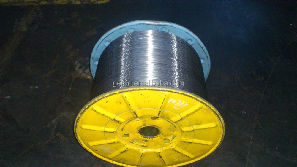 High carbon steel wire for bristle cleaning brush