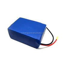 3S3P 12v 7. 2ah battery with 18650 cells