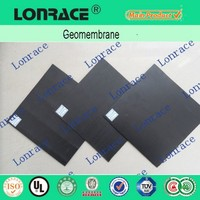1.5mm smooth hdpe geomembrane waterproofing liner