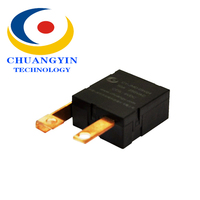 80A Small Contact Resistance Latching Relay Motor Type