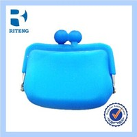 new design promotional cheap silicone purse wallet/ silicone coin purse/new product design silicone pouch