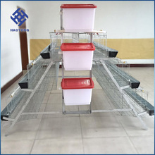 Battery egg laying chicken cage for layer poultry farm