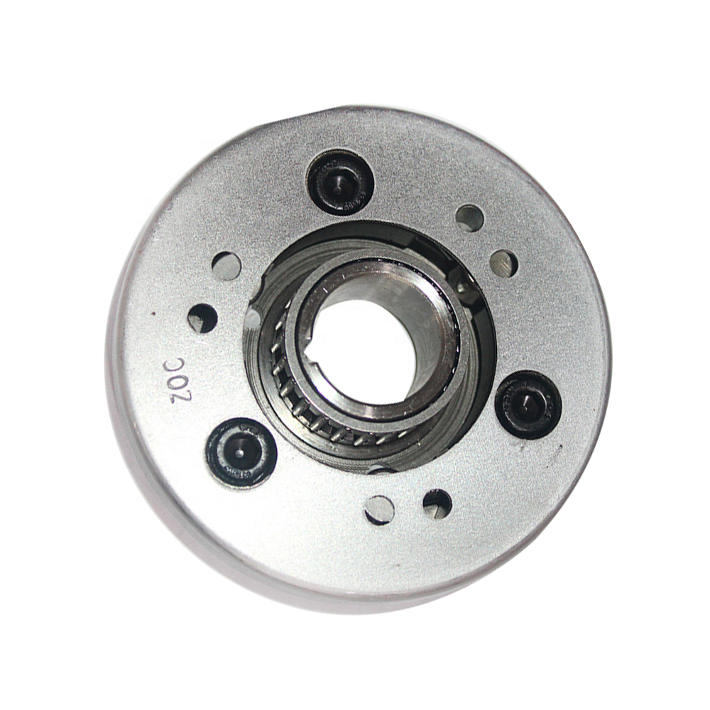 Chinese motorcycle parts motorcycle <strong>centrifugal</strong> hydraulic <strong>clutch</strong> GY6-125 motorcycle <strong>clutch</strong>