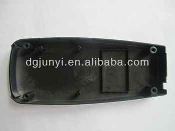 Customized ABS injection molded plastic parts