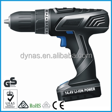 "14.4V variable Speed cordless 3/8"" Drill/Driver"