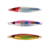 metal jig 3g to 100g China customized artifical vertical lead metal fishing lure Japan casting slow jigging lure