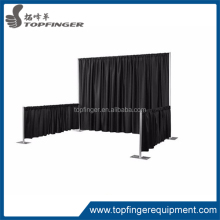 2017 easy to install wedding / party event pipe and drape backdrop