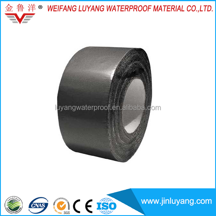 top quality cold applied self adhesive butyl flashing tape