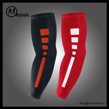 Morewin wholesale custom compression arm sleeve ,arm sleeve for playing basketball