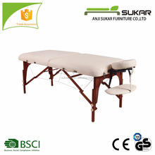 Portable Massage Table w/Free Carry Case Facial Bed