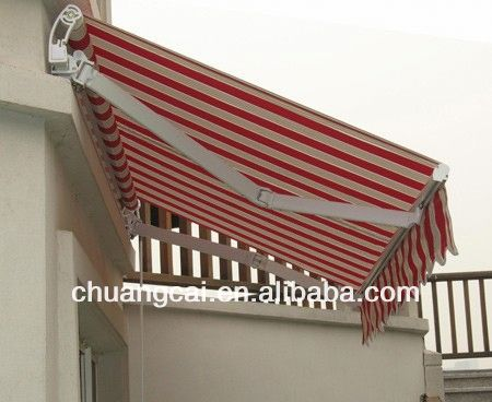 steel or aluminum alloy skylight conservatory awning