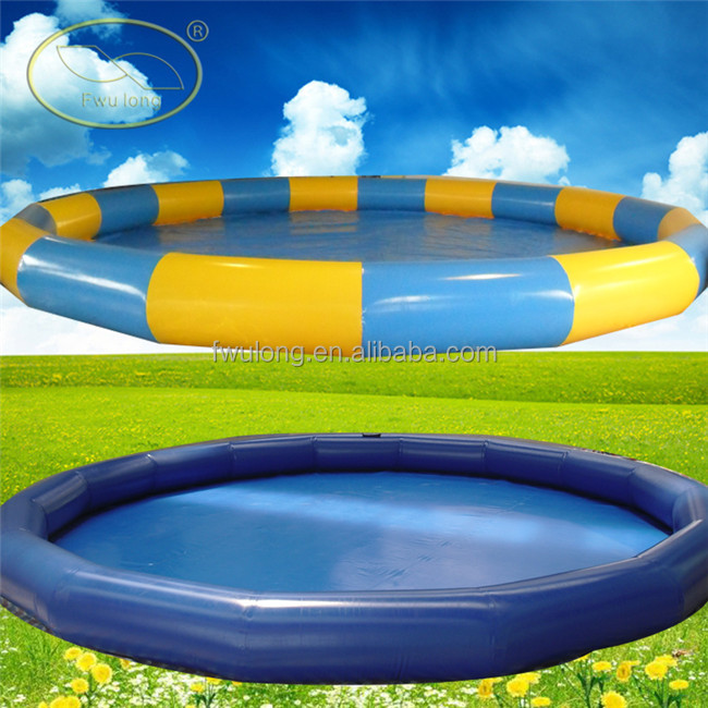 Certificated kids & adults large above ground pool inflatable family size swimming pools