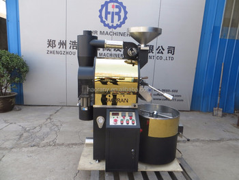 Stainless steel coffee roasting machine on BEST PRICE