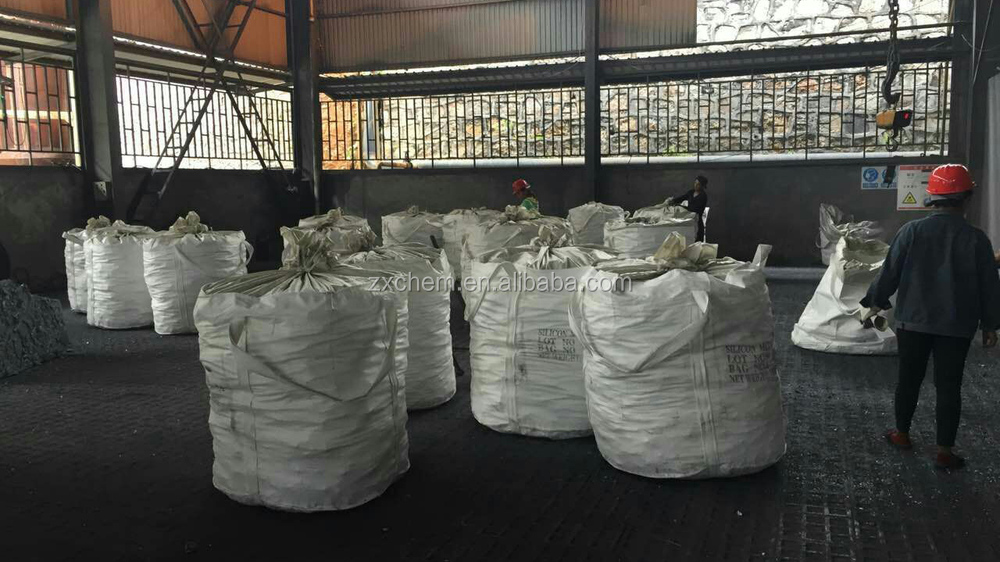 Own factory and good price metal silicon 553 Grade ( 2202 441 3303)