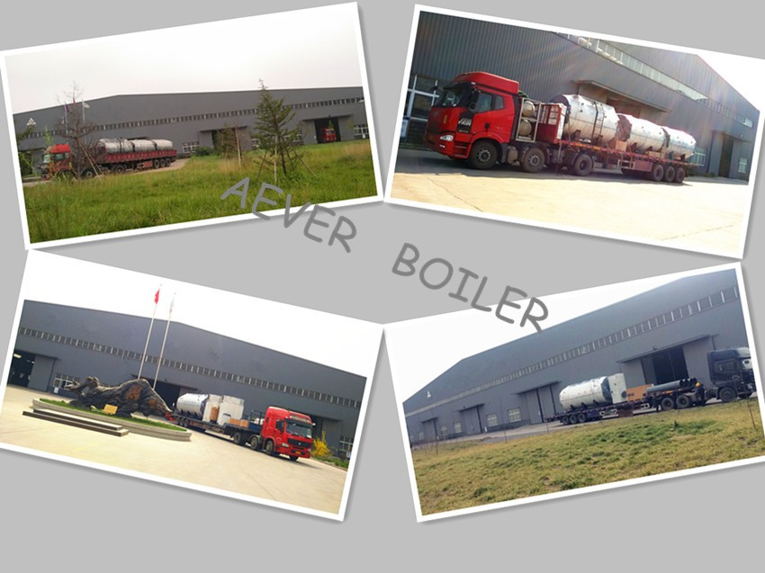 good price electric heating 4 ton steam boiler from China
