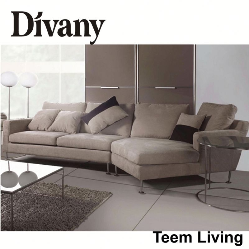 DIVANY best two seater sofa/microfiber couch/recliner sofa D-6