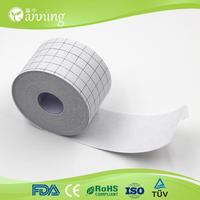 white medical dressing tape,self adhesive cohesive bandages,circumcision paper tape