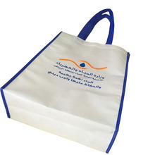 2016 reusable china custom pp non woven shopping bag