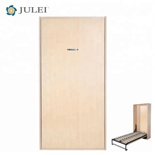 JULEI Simple Hidden Manual Space Save Vertical Wall Bed Murphy